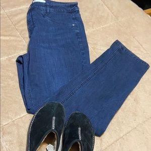 J. Jill Denim Smooth Fit Straight Leg Jeans